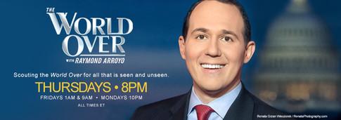 The World Over (Live) • 7-8 p.m., Thursday