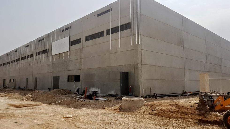 מפעל חברת א.א מראות - מודיעין