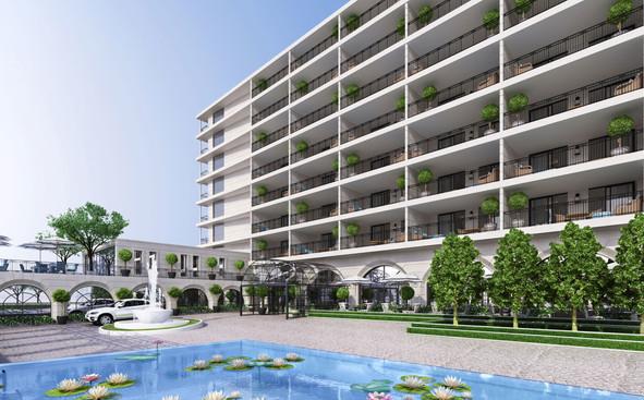 מלון מודאני - נתניה