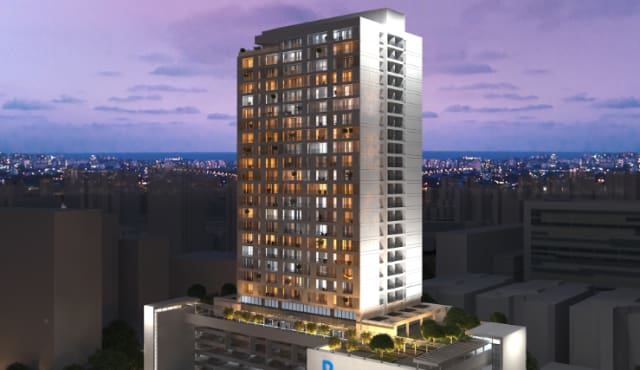 מגדל מעונות צוות - המרכז הרפואי תל אביב