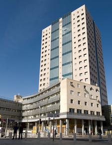 מגדל ארמון - חיפה הדר הכרמל