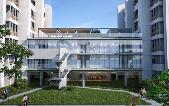 מבנה כיתות - אונ' תל אביב