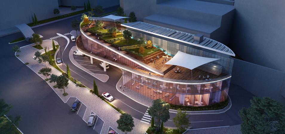 מבנה מיון חדש - מרכז רפואי תל אביב