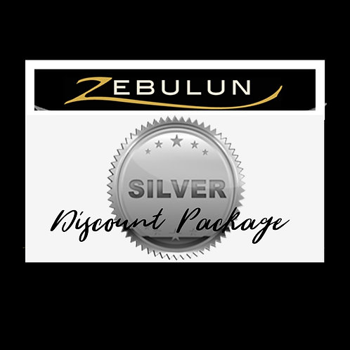 GIFT CERTIFICATE SILVER PACKAGE