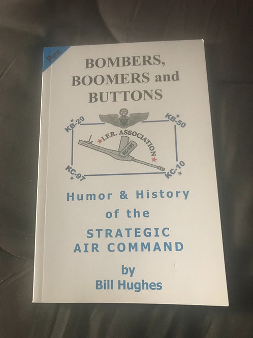Bombers Boomers & Buttons Book