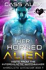 Her Horned Alien by Cass Alex