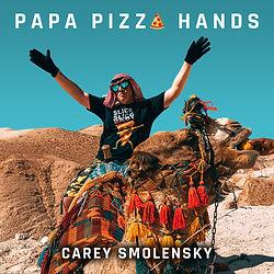 Papa Pizza Hands Album Art