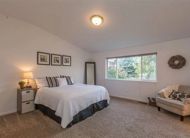 Luxury Adult Family Home Bedroom #1