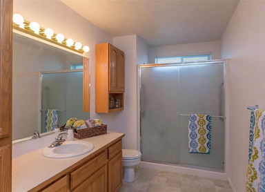 Luxury Adult Family Home Bathroom #1