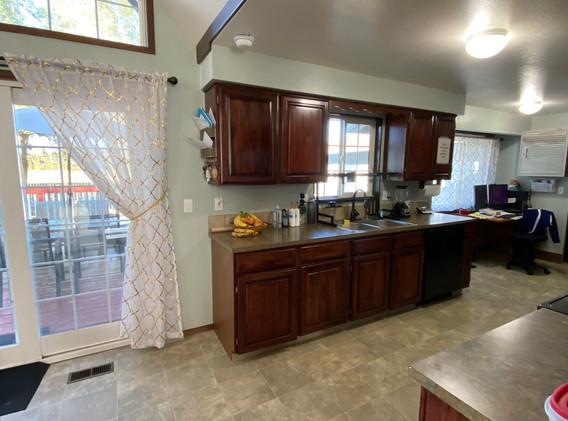 Luxury Adult Family Home Kithen