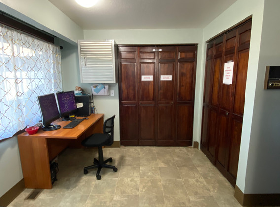 Luxury Adult Family Home Office