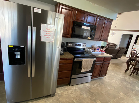 Luxury Adult Family Home Kitchen #2