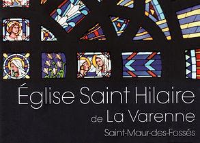 Les amis de l'église Saint-Hilaire de La Varenne