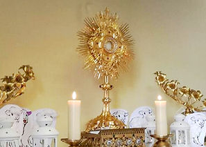 Adoration et enseignement pour les enfants - Paroisse Saint-Hilaire de La Varenne