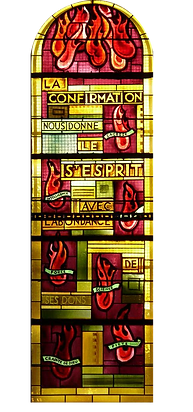 La confirmation - Paroisse Saint-Hilaire de La Varenne