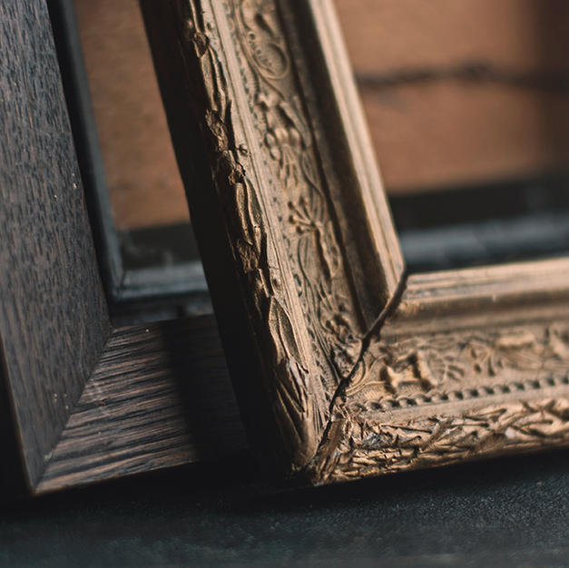 Picture Frames and Box Frames