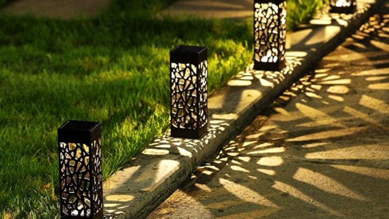 Led Solar Light Waterproof Solar Street Lamp Solar Lights