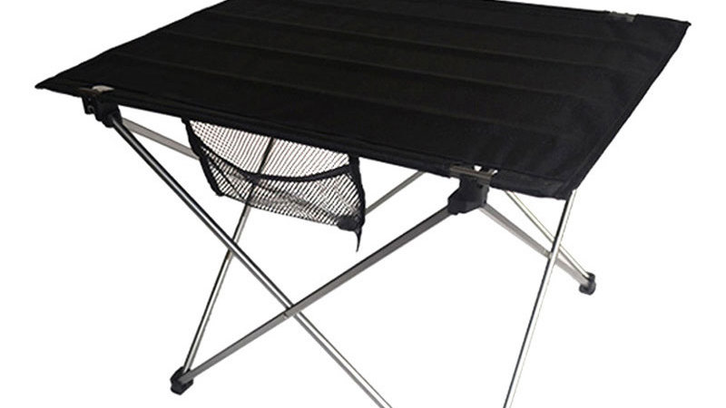 Fold able Ultralight Outdoor Gaming Table