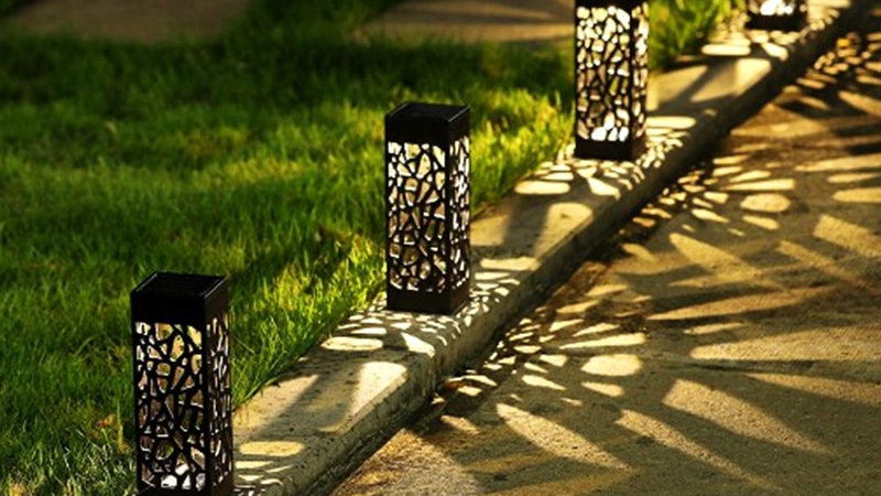 Solar Lawn Light Decoration