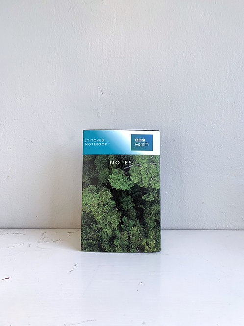 BBC Earth: Stiched Notebook