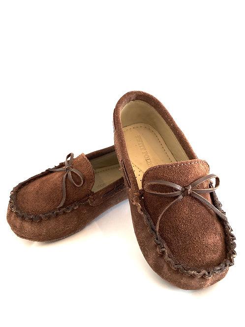Zapato de Bebé Marrón