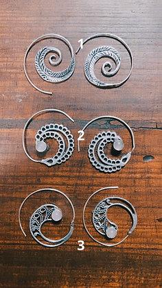 Arracades espiral
