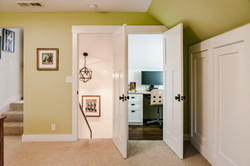 Small office off Master Bedroom