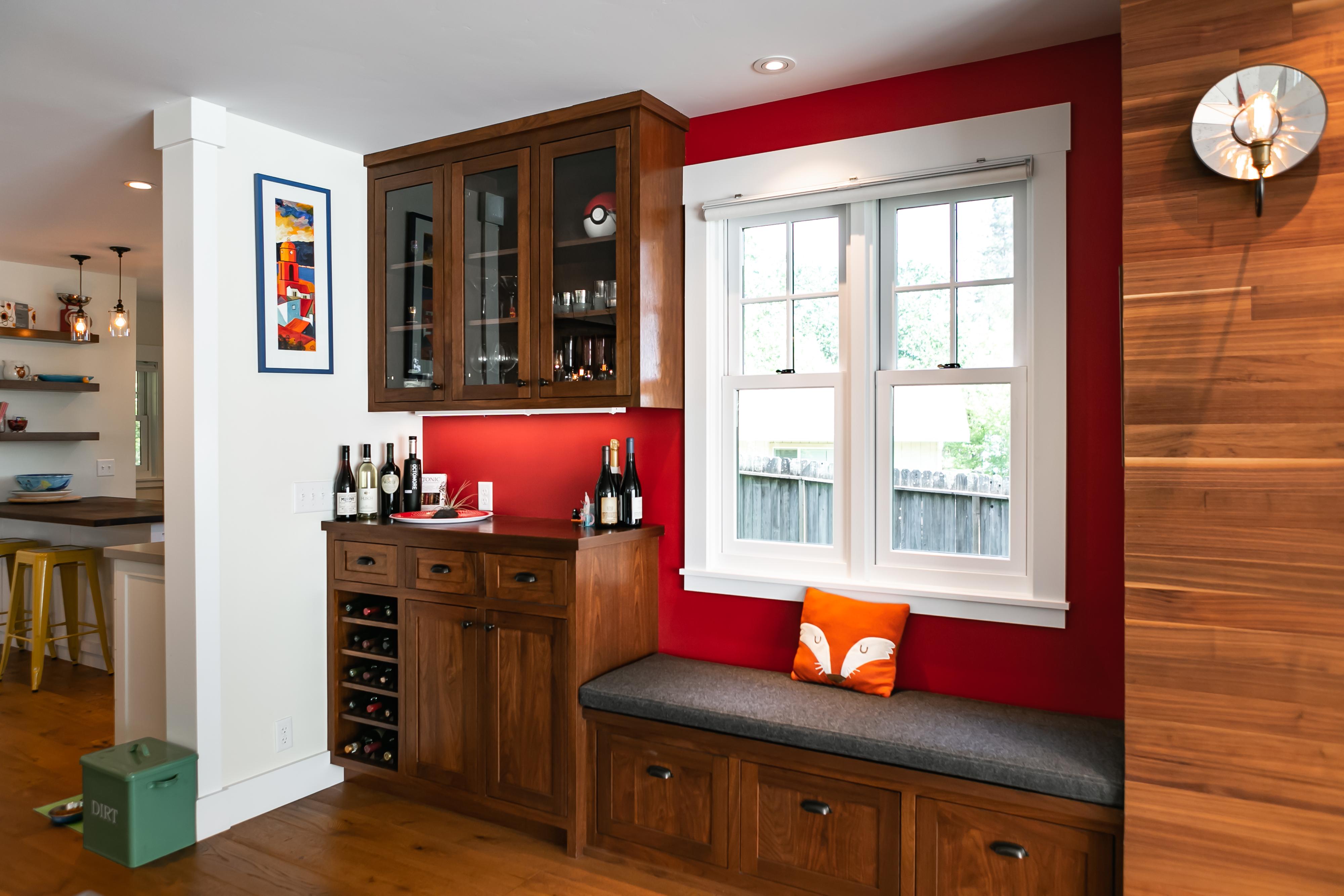 Family Room Bar