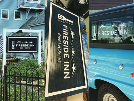 Rebranding the lot! - Fireside Inn Breckenridge