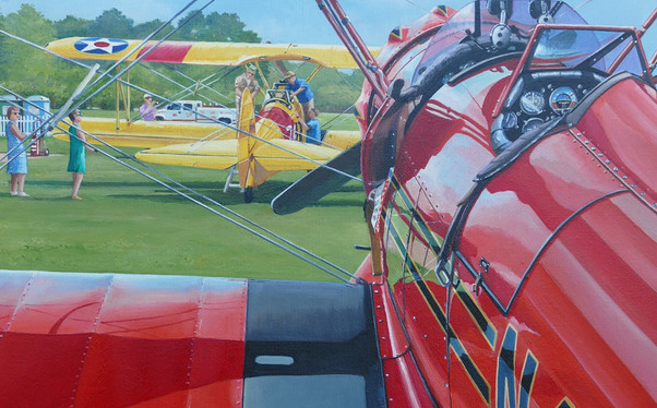 Biplane Experience
