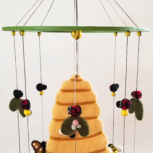 Buzzy Bee - Baby Mobile