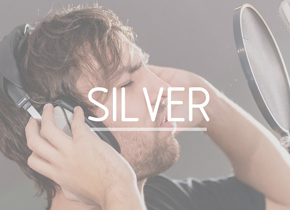 SILVER recording studio experience