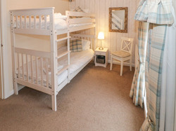 Old Post Office Twin Bedroom
