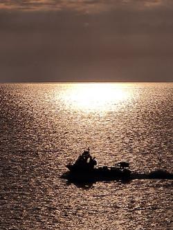 Sunset at Bull Bay