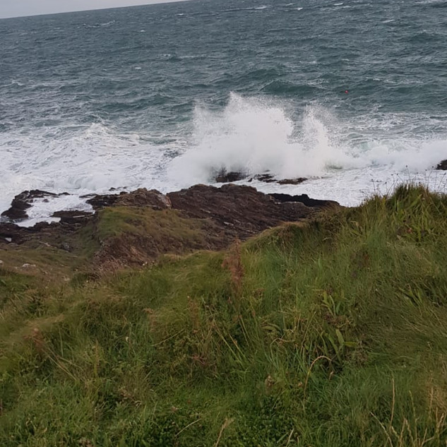 Coastal Walks Near The Old Post Office, Cottage Rentals Bull Bay Anglesey