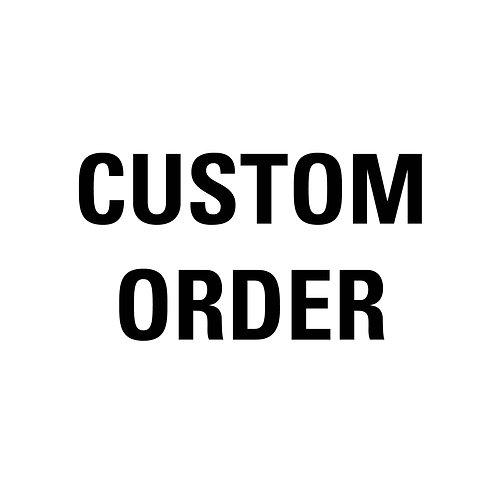 Custom Guard - 36W x 23.5T with 20 x 7 Hole