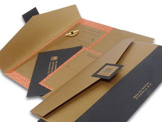 Custom Dinner Party Invitation Package