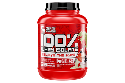 WHEY - ISOLATE - 1KG - ETON MESS