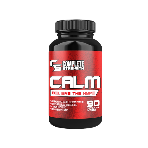 Complete Strength- CALM