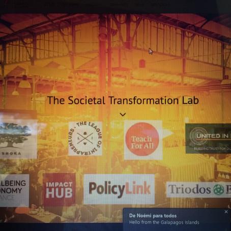 Emocionados por ser parte del ST Lab del MIT: una oportunidad para conectarnos y potenciarnos