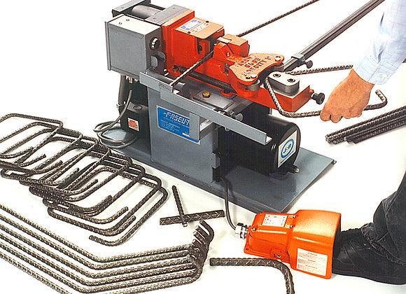 FS-600 Portable Rebar Cutter Bender Combo
