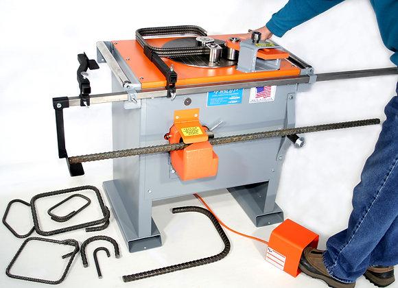 FR-800-C Rotary Rebar Bender Cutter Combo