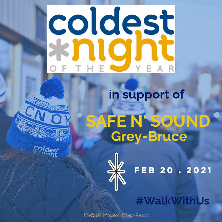 Coldest Night of the Year 2021
