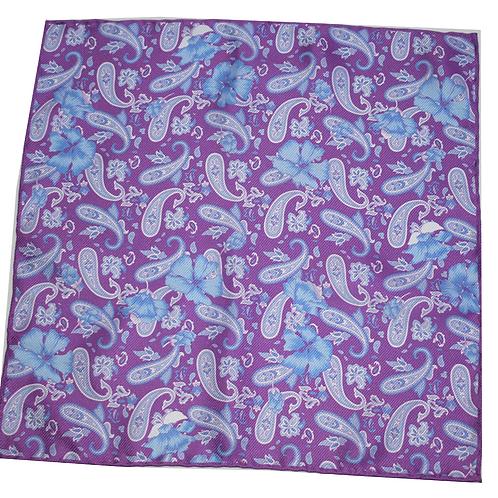 handkief_ printed silk