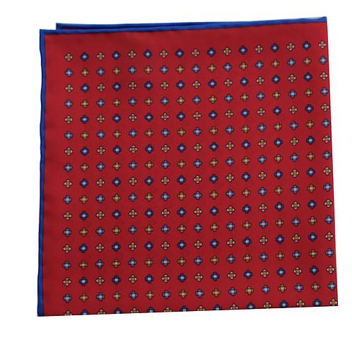 hankief silk printed