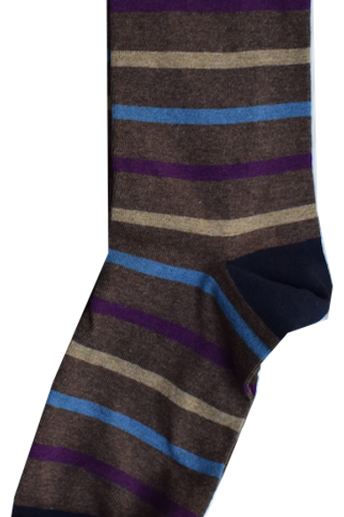 Socks_ Stripes design_long