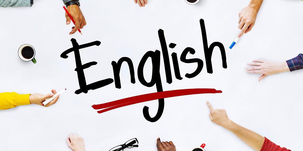 Бесплатное ознакомительное занятие по английскому языку