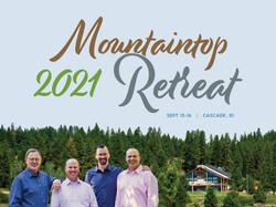 Mountaintop Retreat 2021