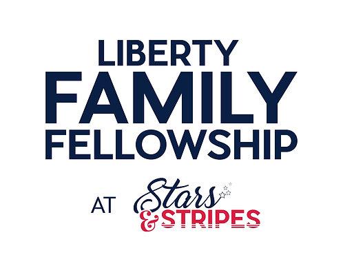 Ticket for Liberty Family Fellowship