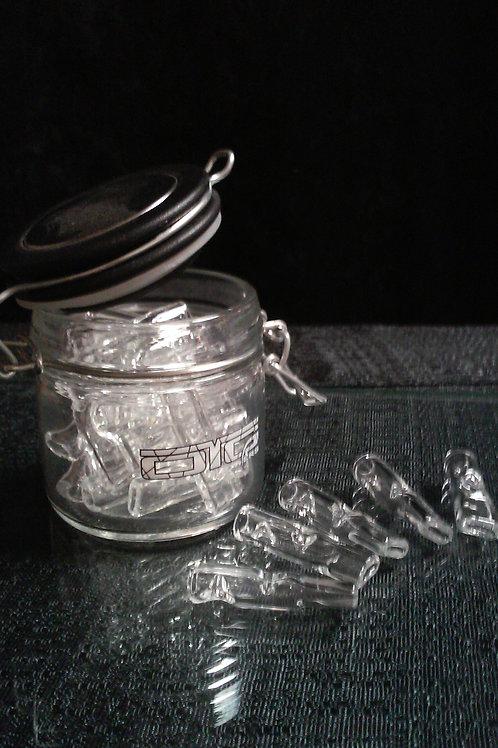 JAR-O-20 GLASS BLUNT TIPS